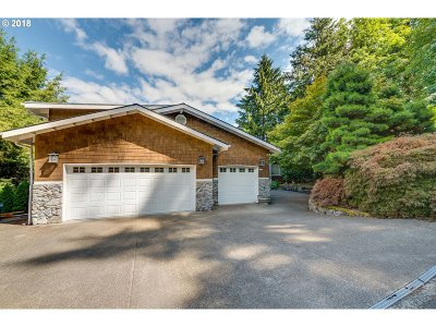 Single Family Home For Sale: 3400 SW Sherwood Pl