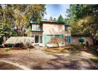 Estacada Single Family Home For Sale: 21953 S Redland Rd