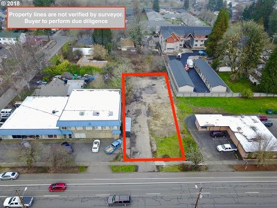 Hillsboro, Forest Grove, Cornelius Residential Lots & Land For Sale: 2617 Pacific Ave