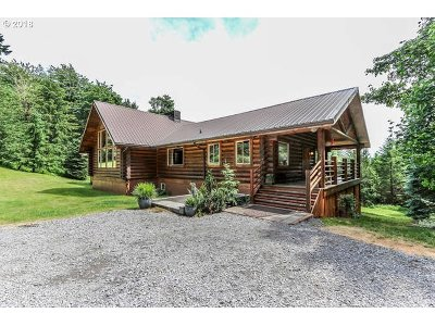 Washougal Single Family Home For Sale: 632 River Rd