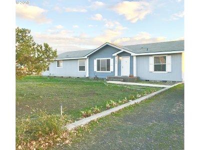 Hermiston Single Family Home For Sale: 31096 Bode Ln