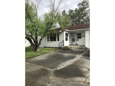 Hermiston Single Family Home For Sale: 694 W Orchard Ave