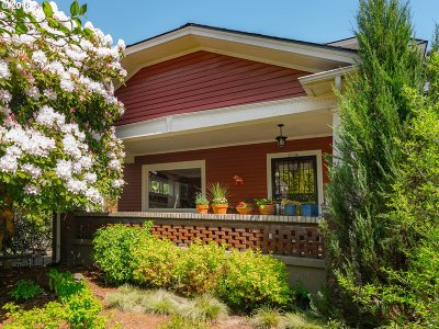 Single Family Home For Sale: 2124 NE 25th Ave