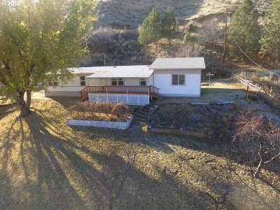 Baker County Single Family Home For Sale: 43136 Old Foothill Rd