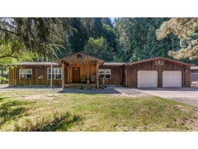 Sherwood Single Family Home For Sale: 25920 SW Pacific Hwy