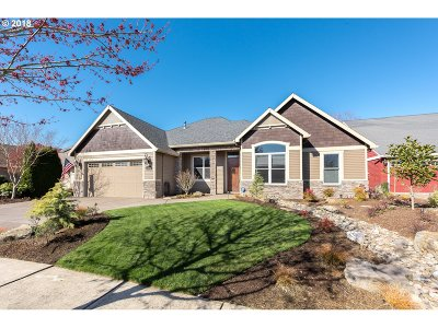 Woodburn Single Family Home Sold: 2295 Meridian Dr