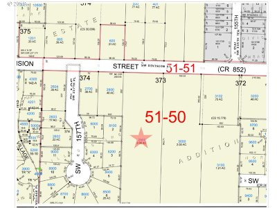 Beaverton Residential Lots & Land For Sale: 15660 SW Division St