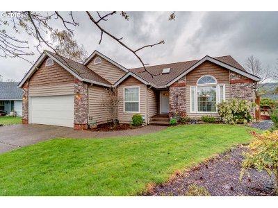 Newberg, Dundee, Mcminnville, Lafayette Single Family Home For Sale: 3110 Homewood Ct
