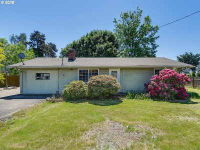 Vancouver Single Family Home For Sale: 15307 NE 78th St