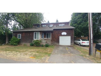 Tigard Single Family Home For Sale: 10050 SW Johnson St