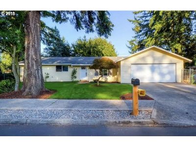 Single Family Home Sold: 1940 SE 150th Ave