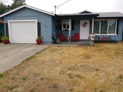 Florence OR Single Family Home For Sale: $187,500