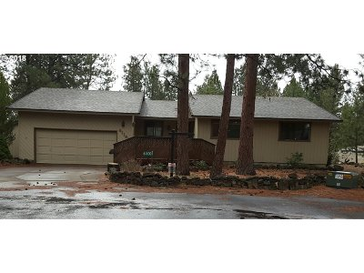 Bend Single Family Home For Sale: 61100 Rustic Ln