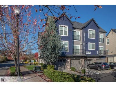 Hillsboro Condo/Townhouse For Sale: 18597 NW Red Wing Way