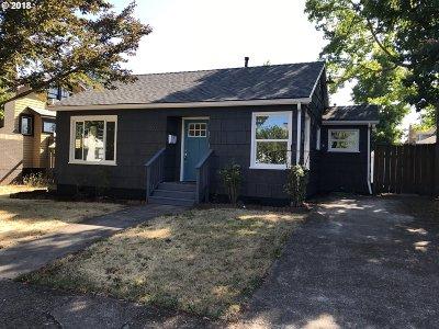 Portland Single Family Home For Sale: 3002 NE 65th Ave