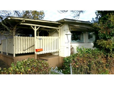 Roseburg OR Single Family Home For Sale: $69,900