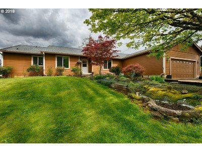 Estacada Single Family Home For Sale: 38725 SE Coupland Rd