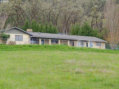 Roseburg Single Family Home For Sale: 679 Evelyn St