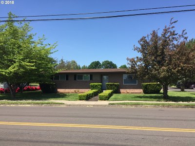 Clark County Single Family Home For Sale: 983 C St