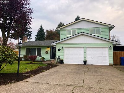 Eugene Single Family Home For Sale: 587 Watson Dr