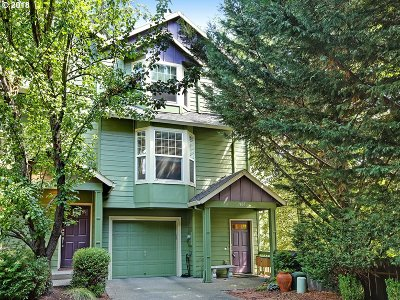 Tigard Single Family Home For Sale: 7805 SW Water Parsley Ln
