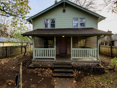 Vancouver Single Family Home For Sale: 3307 S St