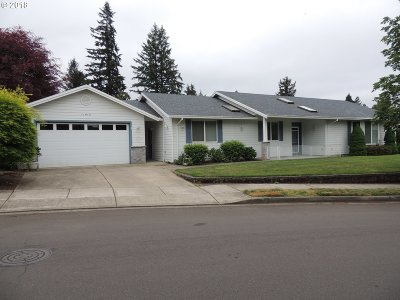 Oregon City Single Family Home For Sale: 11413 Pennys Way