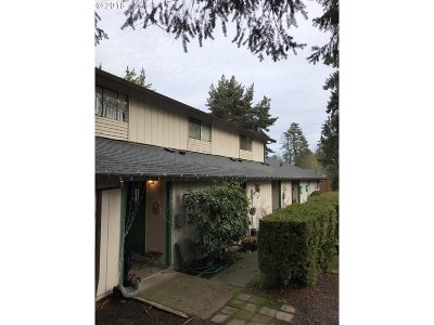 Portland Multi Family Home For Sale: 19815 NW Rock Creek Blvd