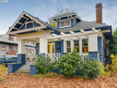 Single Family Home For Sale: 2338 NE 7th Ave