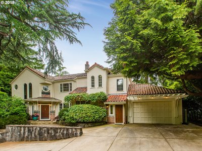 Single Family Home For Sale: 2882 NW Fairfax Ter