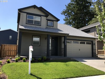 Forest Grove Single Family Home For Sale: 2304 Windstream St