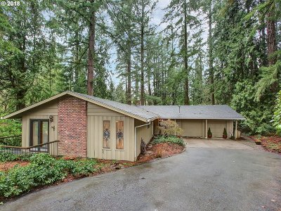 Portland Single Family Home For Sale: 10205 NW Leahy Rd