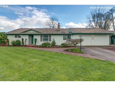 McMinnville Single Family Home For Sale: 10715 NW Brentano Ln