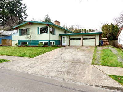 Single Family Home For Sale: 1113 NE 178th Ave