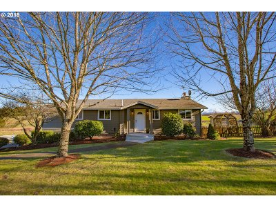 Single Family Home For Sale: 9426 SE Revenue Rd