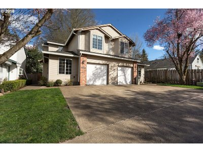 Tigard Single Family Home For Sale: 11162 SW Verde Ter