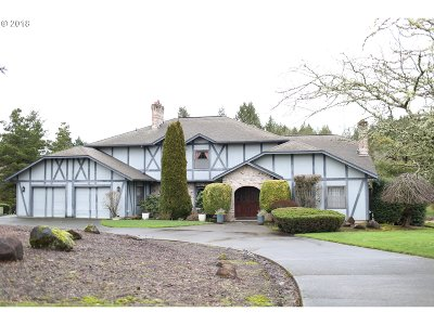 Vancouver Single Family Home For Sale: 15911 NW Fair Acres Dr