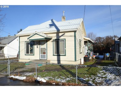 Pendleton Single Family Home For Sale: 612 SW 4th