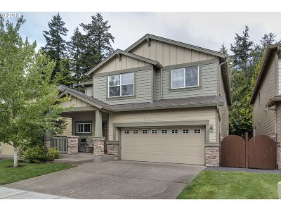 Wilsonville Single Family Home For Sale: 28513 Greenway Dr