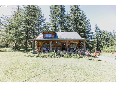 Oakland Single Family Home For Sale: 1821 Old Pioneer Rd