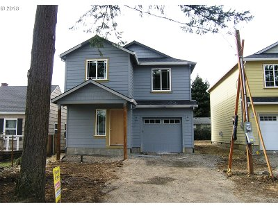 Single Family Home Pending: 8215 SE 76th Pl