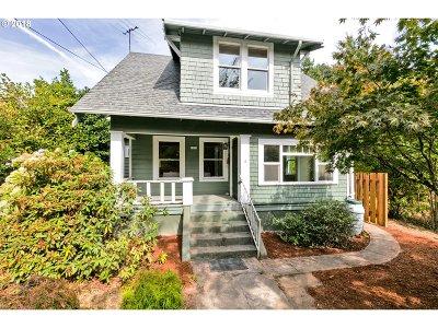 Single Family Home For Sale: 1935 SE Harold St