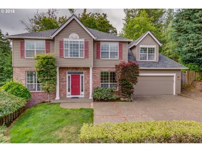 Tigard Single Family Home For Sale: 12876 SW Ridgefield Ln