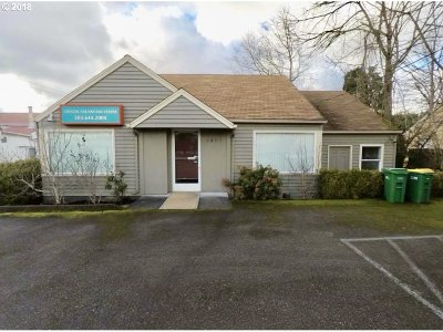 Beaverton Commercial For Sale: 4465 SW 109th Ave
