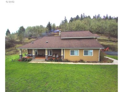 Roseburg OR Single Family Home For Sale: $449,900