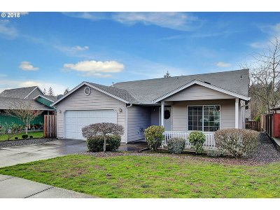 Lafayette Single Family Home For Sale: 1225 Crystal Ln