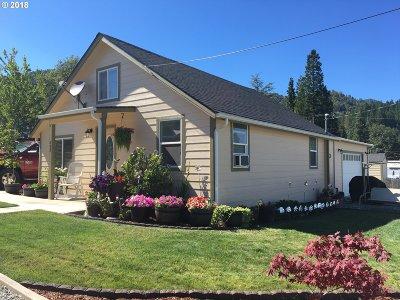 Myrtle Creek Single Family Home For Sale: 897 NE Christian St