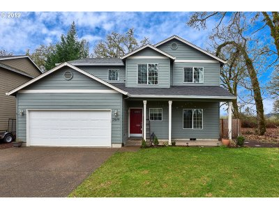 McMinnville Single Family Home For Sale: 2849 NW Pinot Noir Dr