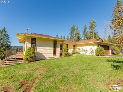 Washougal Single Family Home For Sale: 2024 NE Brown Rd