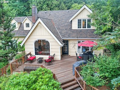 Single Family Home For Sale: 4011 Westbay Rd